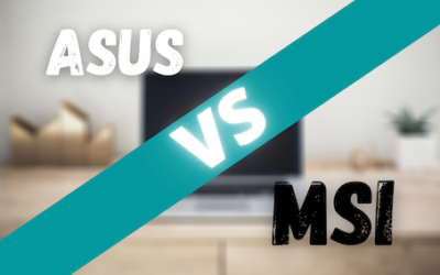 ASUS vs MSI – Which Brand Makes The Best Laptops? (2021) | Review & Buying Guide